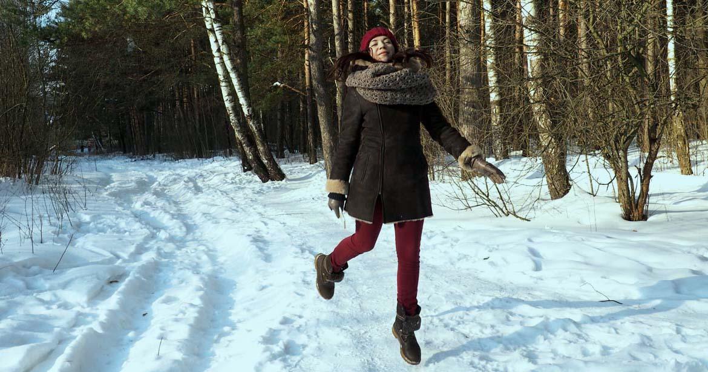 Где погулять в Питере зимой фото