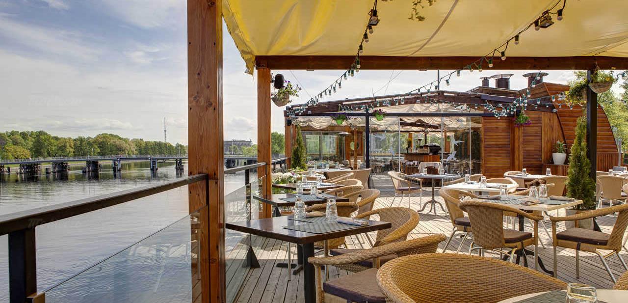Необычные кафе в Питере фото
