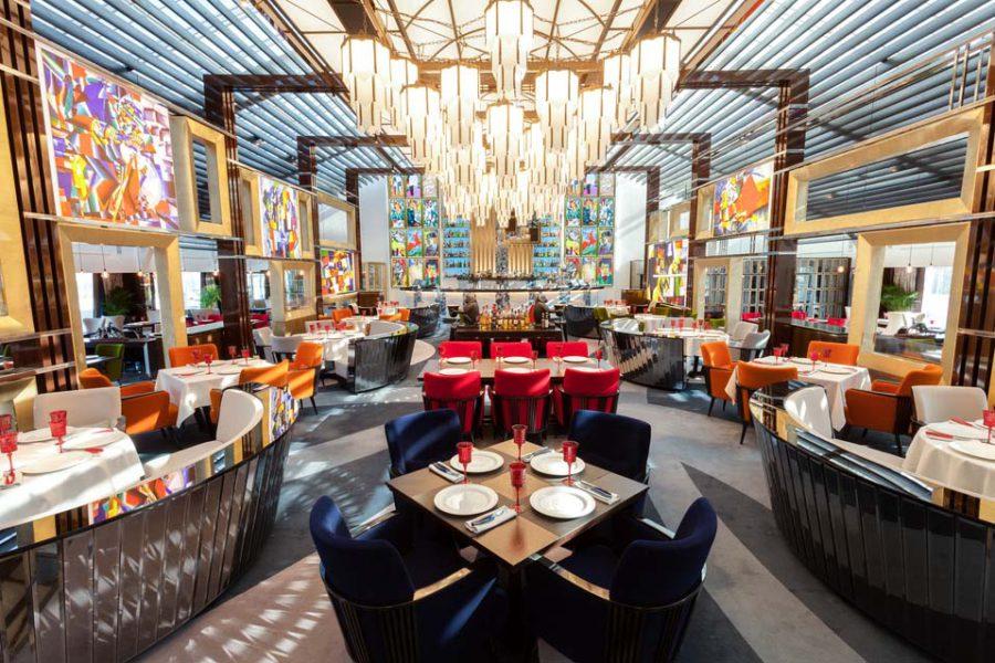 Необычные кафе и рестораны в Санкт-Петербурге фото