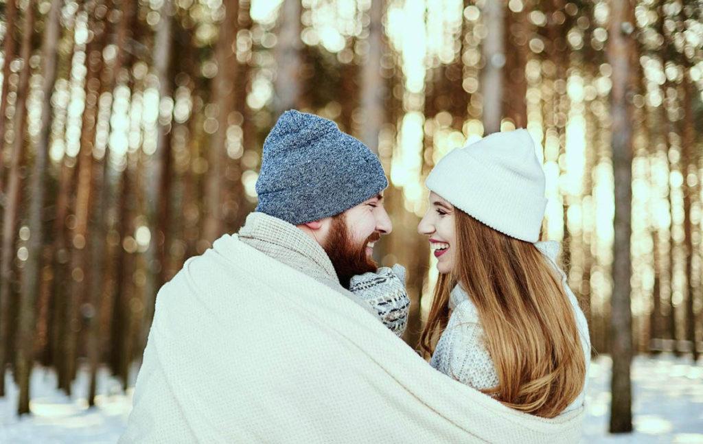 Где погулять зимой в СПб фото