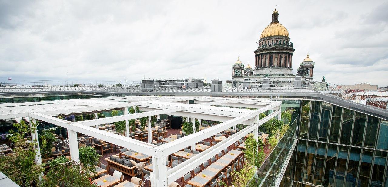 Необычные кафе Санкт-Петербурга фото
